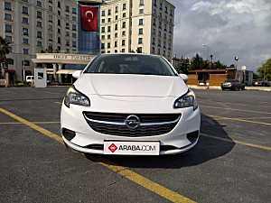 2017 Model 2. El Opel Corsa 1.2 Essentia - 43800 KM