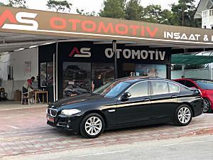 A.S OTOMOTİVDEN 2014 BMW 5.20I PREMİUM HAYALET NAV VAKUM NBT HATASIZ