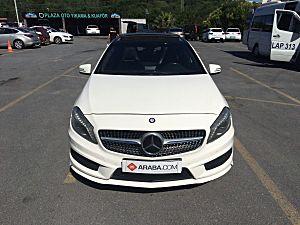 2015 Mercedes A A 180 AMG Sport - 111000 KM
