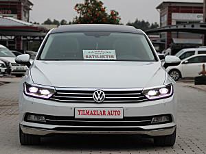 2016 VW PASSAT HIGHLINE ÖZELSİPARİŞ NAVİ CAM TAVN HAYALET BOYASZ