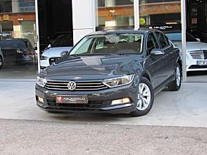 ASLANOĞLU PLAZA DAN 2017 VW PASSAT 1.6 TDİ TRENDLİNE DSG