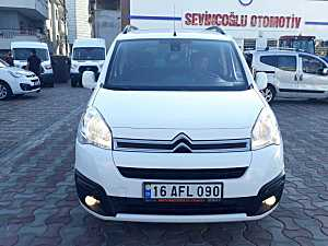 SEVINÇOĞLU OTOMOTIV DEN 2017 MODEL CITROEN BERLINGO ACTIVITY PLUS