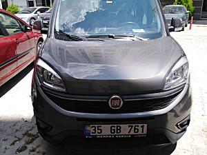 2016 Model 2. El Fiat Doblo Combi 1.6 Multijet Premio Plus - 33500 KM