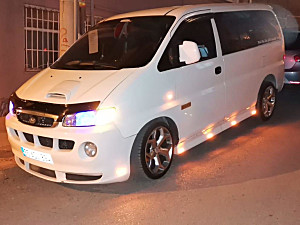 VIP STREX PANELVAN