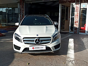 2016 Model 2. El Mercedes GLA 180 d AMG - 171000 KM