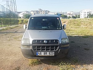 2004 FIAT DOBLO CARGO 1.2 KLİMALI ÇİFT SÜRGÜLÜ