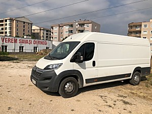 4166 KMDE 2017 MODEL CITROEN JUMPER
