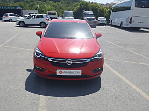2016 Opel Astra 1.6 CDTI Excellence - 67500 KM