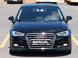 BERKAL 2014 AUDI A3 ATTRACTION 1.6 TDI OTOMATIK VITES  S-TRONIC