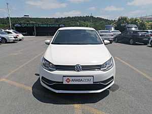 2014 Volkswagen Polo 1.2 TSi Comfortline - 49700 KM