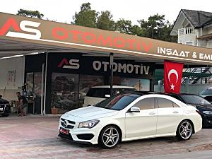 A.S OTOMOTİVDEN 2015 CLA 180 D AMG CAM TAVAN