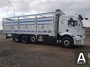 2007 Boyasız Last yeni Otosan Cargo