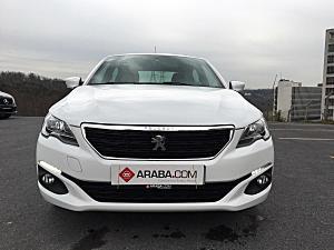 2019 Model 2. El Peugeot 301 1.2 PureTech Active - 22500 KM