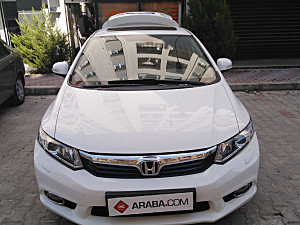 2014 Model 2. El Honda Civic 1.6 i-VTEC Elegance - 84000 KM