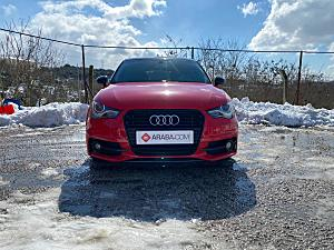 2013 Model 2. El Audi A1 1.6 TDI Attraction - 111000 KM
