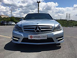 2013 Mercedes C 180 AMG - 148000 KM
