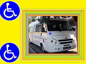 2008 KARSAN J9 PREMİER 14 1 MAXİ LONG ENGELLİ RAMPALI - KLİMALI