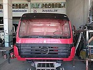 2521 MERCEDES TRİMLİ KABİN  AHUDUDU  Mercedes - Benz 2000 Serisi 2521