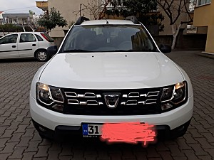 2015 MODEL 4X4 DUSTER LAURETTE 75500 KM