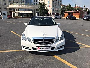 2012 Model 2. El Mercedes 250 E 250 E - 189230 KM