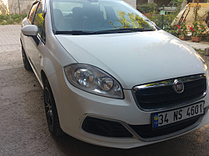 SAHIBINDEN FIAT LINEA 1.4 FIRE EASY 2014 MODEL
