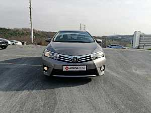 2015 Model 2. El Toyota Corolla 1.6 Touch - 77000 KM