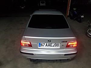 99 MODEL M52TUB25 ÇIFT VANOS   M PAKET   ELEKTRIK-HAFIZA