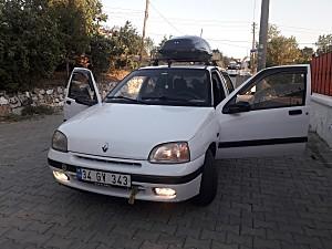 97 FRANSIZ RENAULT CLIO 1.4
