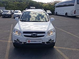 2011 Chevrolet Captiva 2.0 D LT Medium - 172500 KM