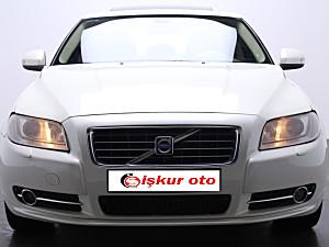 İŞKUR OTOMOTİV DEN 2010 MODEL VOLVO S80