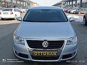 OTTOHAN DAN 2006 VW PASSAT 2.0 TDİ COMFORTLİNE OTOMATİK