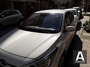 EMEKLİDEN SATILIK Hyundai i20 1.4 CRDi Jump