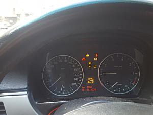 YURT DIŞINA ÇIKMA SEBEBIYLE 3.16 M PAKET BMW