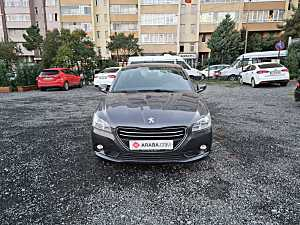 2016 Model 2. El Peugeot 301 1.6 HDi Active - 172000 KM