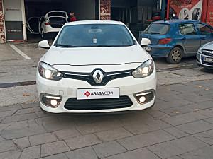 2016 Model 2. El Renault Fluence 1.5 dCi Icon - 208500 KM