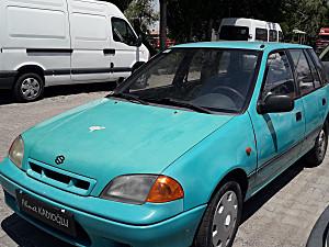 1998 SUZUKI SWİFT GLX-OTOMATİK VİTES-LPG Lİ