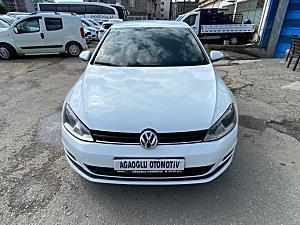 AĞAOĞLUNDAN 2014 MODEL VW GOLF 1.6 TDİ MİDLİNE PLUS