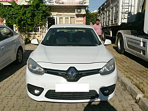 RENAULT FLUENCE 1.5 DCI TUCH