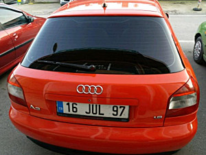 AUDI A3  1.6 ATTRACTİON