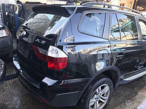 BMW X3 2.0D E83 HURDA BELGELİ PARÇA OLARAK SATILIK