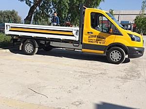 FORD TRANSI 350 LONG FULL PAKET 50 BIN KM ORJINAL HATASIZ