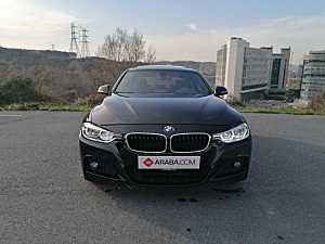 2016 Model 2. El BMW 3 Serisi 3.20i ED Sport Plus - 79000 KM