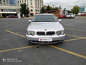 2005 Model 2. El BMW 7 Serisi 7.30d - 272000 KM
