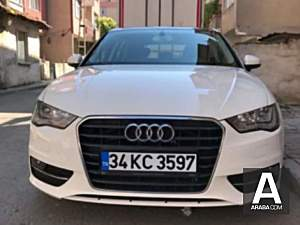 Audi A3 1.6 tdi Attraction Sportback dsg