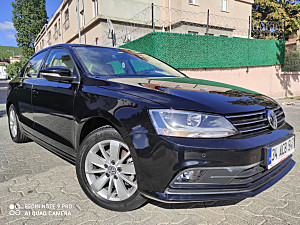 44 BİN DE 2017 VW JETTA 1 4 TSİ COMFORTLİNE DSG BEJ İÇ MEKAN SIFIR TADINDA