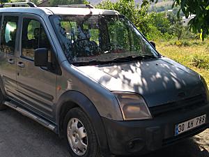 2006 MODEL 75 LIK TEMIZ BAKIMLI TOURNEO CONNECT
