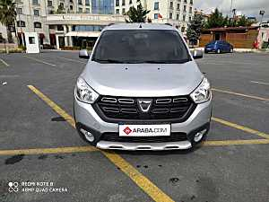 2017 Model 2. El Dacia Lodgy 1.5 dCi Stepway - 95000 KM