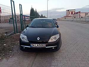 Renault Laguna 3 executive dizel çok acil