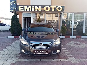 2010 MODEL INSİGNIA 1.6 TURBO EDITION  LPG Lİ EMİN OTO DA SATILDI