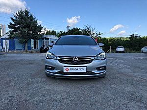 2016 Opel Astra 1.4 T Dynamic - 118000 KM